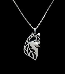 $enCountryForm.capitalKeyWord Australia - Fashion jewelry Newest Unique Handmade Siberian Husky pendant choker Necklace women Dog Jewelry Pet Lovers Gift Idea