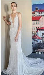 MerMaid sweetheart spaghetti strap low back online shopping - This glamorous fitted mermaid dress features a plunging V neckline and adrop low back This dress is made of delicately embroidered French l