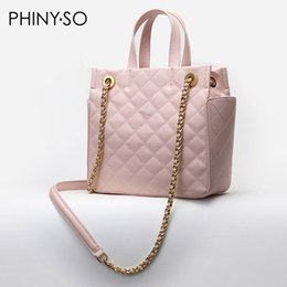 $enCountryForm.capitalKeyWord NZ - 2019 Fashion 2018 Simple Gentlewomen style women handbag Famous Brand shoulder bag Diamond Lattice Lady Saffiano bags OL exclusive