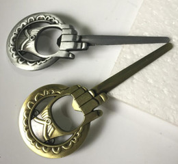 $enCountryForm.capitalKeyWord Australia - Bottle Opener Game of Thrones Hand of the King Bar Beer Opener the King style Metal Alloy Kitchen Tools Nice Gifts