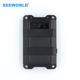 vehicle tracker systems Canada - Seeworld car wireless 3g 4g gps tracker portable vehicle gps tracker 4g tracking system for 3g S09L