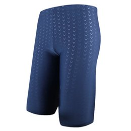 $enCountryForm.capitalKeyWord Australia - Man Swimwear Powerful Mens Swimming Trunks Shark Skin Large Size Swimming Shorts