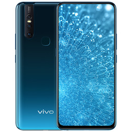"Original Vivo S1 6GB RAM 64GB 128GB ROM 4G LTE Cell Phone Helio P70 Octa Core 6.53"" Full Screen 24.8MP Elevating Camera Fingerprint ID Phone on Sale"