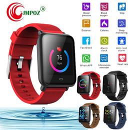 $enCountryForm.capitalKeyWord Australia - Hot selling Q9 Smart watch Blood Pressure Heart Rate Sleep Monitor Fitness Trakcer Sport Men Women Bracelet for Android&IOS smart phone