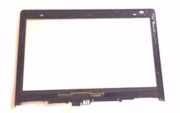 lenovo yoga screen 2019 - 14'' Touch Screen Digitizer Glass Panel Replace Laptop For Lenovo Yoga 500-14ISK 80R5 500-14IBD 80N4 500-14IHW