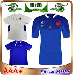 france away soccer jersey NZ - world cup 2019 france jersey french home away Japan soccer Jerseys Home away National Team Japanese maillot