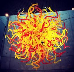 $enCountryForm.capitalKeyWord Australia - 100% Hand Blown Murano Glass Dale Chihuly Art Murano Chandelier Glass Dome Lighting for House Decor