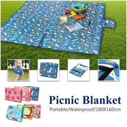 Wholesale Outdoor Pad Extra Large Waterproof Folding Camping Mat Sleeping Camping Pad Outdoor Play Picnic Blanket Beach Rug Travel Mat BBQ x cm