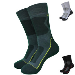 2 Paare Winter Outdoor Sports gute Qualität Merino Wolle Thermo-Socken Herrensocken Damensocken 3 Farben