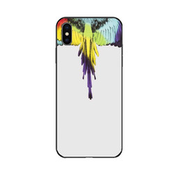 Hot Sales Iphone Case NZ - Designer 2019 New Phone Case for Iphone 6 6s,6p 6sp,7 8 7p 8p X XS,XR,XSMax Luxury MARCEL@ BURL@N Brand Back Cover Hot Sale Wholesale