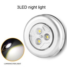 clear outdoor tents NZ - LED Touch Night Light Stick Tap Touch Lamp Emergency Lamp For Outdoor Tent,Cabinets,Counters,Hallway,Kitchen