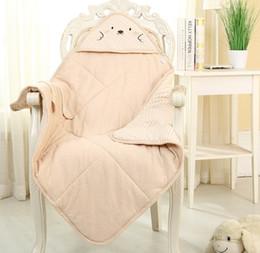 $enCountryForm.capitalKeyWord Australia - Baby Sleeping Bags color cotton Baby Swaddle Sleeping Sack Baby Blanket Girl Boy Infant Sleep Bag Soft 90x90cm Winter autumn