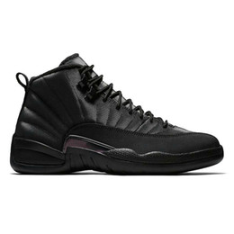 7a9a147a2e85 12 WNTR Winterized Gym Red Men Basketball shoes 12s XII International  Flight Bordeaux Bulls taxi The master Flu Game Sport sneakers trainers