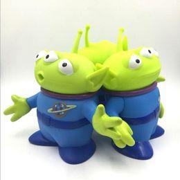 $enCountryForm.capitalKeyWord Australia - 15cm Alien Figures PVC Alien Action Figure Doll Anime Kids Toys with Opp Bag