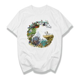 $enCountryForm.capitalKeyWord UK - Fashion-Studio Ghibli Miyazaki Hayao Anime Spirit Away Mask No Face Bank Totoro Cartoon Men Women 3d Clothes Summer T-shirt T Shirt Geek