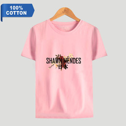 $enCountryForm.capitalKeyWord Australia - Youth Shawn Mendes T-shirt Women Fans pink Pop Harajuku graphic t shirts Short Sleeve Top Unisex Summer Tee Drop Shipping