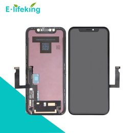 AMOLED Bildschirm Für iPhone X XS XR LCD Display Touchscreen Digitizer Assembly OEM Ersatz TFT 100% Getestet Für iPhone X 5.8
