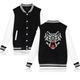 Cool Sweatshirt Jackets Australia - 2019 Tiger Long Sleeve Uniform Jaclet Women Cool Casual Cotton Sweatshirt Men Jacket Coat Tiger Jacket Clothing