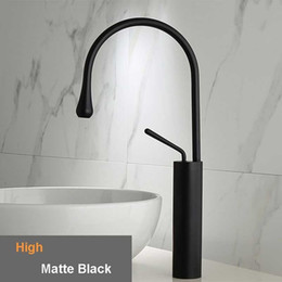 $enCountryForm.capitalKeyWord Australia - Bathroom Basin Faucet Brushed Gold Basin Mixer Tap Deck Mounted Single Handle Kitchen Faucet Swivel Spout Water Tap for Kitchen