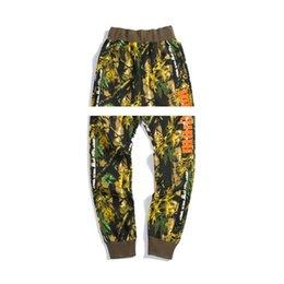 $enCountryForm.capitalKeyWord UK - New Style Street Fashion Casual Sports Hip Hop Maple Soft Printing Ape Monkey Head Trousers Pants