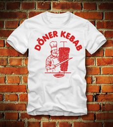 restaurant foods 2019 - BOARDRIPPAZ T SHIRT DÖNER KEBAB DOENER RESTAURANT FAST FOOD IMBISS YUFKA FALAFEL Funny free shipping Unisex Casual Tshir