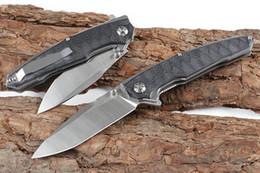 Discount black shark knife - Black Shark Quick Opening Folding Knife (Four Color G10) A161 A162 A163 folding knife camping hunting folding knife 1pcs