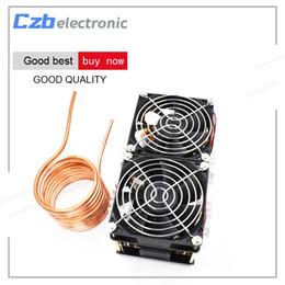 $enCountryForm.capitalKeyWord Australia - 40A 1800W ZVS Induction Heating Module Flyback Driver Heater+Fan + Coil