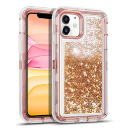 Heavy duty cases online shopping - For Iphone Pro Max Case Robot Liquid Quicksand Case Heavy Duty Shockproof Protection Cover Phone Case For Iphone Pro