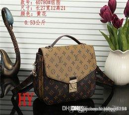 M Style Handbags Australia - 2019 styles Handbag Famous Name Fashion Leather Handbags Women Tote Shoulder Bags Lady Leather Handbags M Bags purse K380