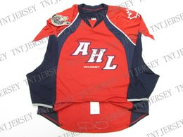 $enCountryForm.capitalKeyWord NZ - Cheap custom 2008 AHL ALL STAR GAME BINGHAMTON HOCKEY JERSEY stitch add any number any name Mens Hockey Jersey XS-5XL