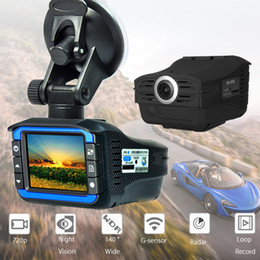 speed vision Australia - Dash cam Car dvr 2 in 1 GPS Radar Dvr Car camera Full HD 1296P G-srnsor Video Radar Speed Detector Night Vision