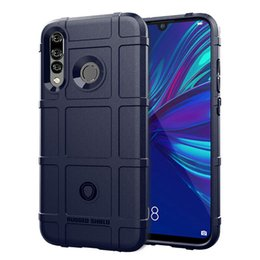 $enCountryForm.capitalKeyWord Australia - For Huawei P Smart+ Plus 2019 Case Cover Soft Hybrid Armor Silicone Rubber Rugged Matte Finished Shield Fingerprint Proof Non-Slip