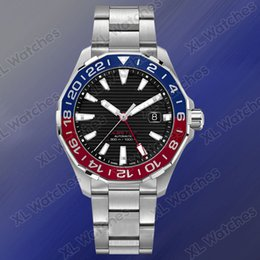 $enCountryForm.capitalKeyWord Australia - Luxury mens watch Competitive diving series Aquaracer Calibre 7 GMT Automatic Movement 300m 100ft WAY201F.BA0927 Date display sapphire A1-1