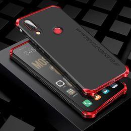 $enCountryForm.capitalKeyWord Australia - Shockproof Element Metal Case For Xiaomi Redmi Note 7 Pro Cases Note7 Hard Aluminium Hybrid Pc Case For Redmi Note 7 Back Cover J190701