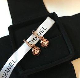 $enCountryForm.capitalKeyWord Australia - Korea natural mother of inlay rose Strobe moonlight as you nail stud earrings elegant ear jewelry 08gai