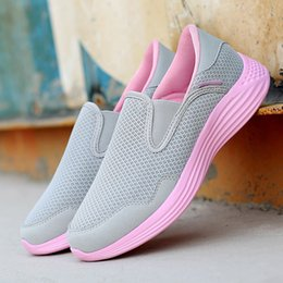 $enCountryForm.capitalKeyWord NZ - XINIU Breathable Mesh Summer Shoes Woman Comfortable Cheap Casual Ladies Shoes Outdoor Sport Women Sneakers for Walking #0704