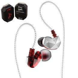 QKZ CK6 Mini Mode Verdrahtete Kopfhörer Sport Lauf Kopfhörer Bass Headsets Mit Mikrofon Hifi Stereo Magnetische Adsorption Ohrhörer Für Handy