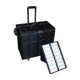 $enCountryForm.capitalKeyWord Australia - sunglass optical frame EVA suitcase eyeglass storage case display tray for sales representative sample bag telescopic handle