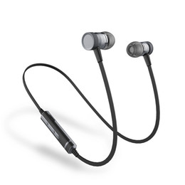 Sport Wireless Headphones For Iphone NZ - Cell Phone Earphone Earpieces Hands Free Wireless Headphones Mini Bluetooth Earbuds Stereo Music Sport Running Earphone for Phone iPhone
