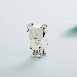 $enCountryForm.capitalKeyWord Australia - Winter Authentic Real 925 Sterling Silver Cute Dog Pandora Charms Fit Pandora Bracelet