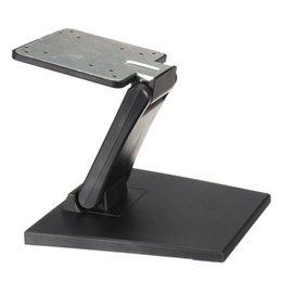 lcd screen stands Australia - New Tilt Mounted Fold Monitor Holder Vesa 10Inch-27Inch Lcd Display Press Screen Stand