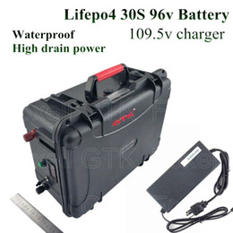 Pack Supplies Australia - Lifepo4 96v 20Ah battery pack lifepo LFP 35A BMS 109.5v for inverter energy EV power supply ebike scooter 3000W+ 5A charger