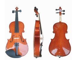 red violin 2019 - Handmade Violin Professional solid Wood Violin 4 4 Musical Instruments China Violin Maple Spruce with case