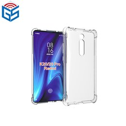 Wholesale Items Sold Australia - For Xiaomi Redmi K20 K20 Pro Shockproof Soft Gel TPU Back Cover Case 2019 Hot Selling Items
