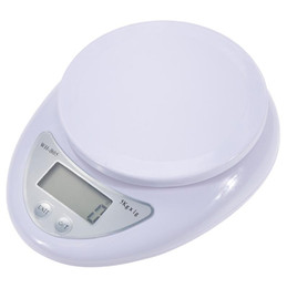 $enCountryForm.capitalKeyWord Australia - Portable Electronic Weight Balance Kitchen Food Ingredients Scale High Precision Digital Weight Measuring Tool with Retail Box DHL
