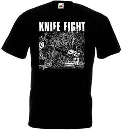 $enCountryForm.capitalKeyWord Australia - Knife Fight v6 T-shirt hardcore punk grindcore noise all sizes S-5XL Size Discout Hot New Tshirt suit hat pink t-shirt