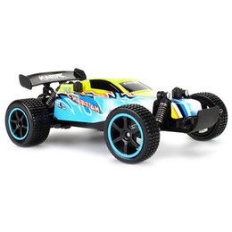 Chinese  1880 2.4GHz Wireless RC 1 : 20 Drift Car rive Bigfoot Car Remote Control Model Off-Road Trucks Vehicle Toys manufacturers