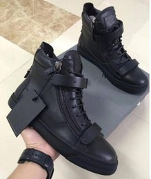 italian canvas shoes 2019 - 35-47 italian luxury brand new designer men shoes Genuine Leather women platform sneakers zapatos mujer scarpa chaussure