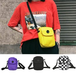 Durable Phones Australia - Women Lady Girl Casual Durable For Coin Money Mobile Phone Crossbody Shoulder Bag good quality