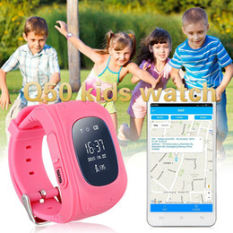 $enCountryForm.capitalKeyWord Australia - Smartwatch Q50 Kids Smart Watch GPS LBS Double Location Safe Children Watch Activity Tracker SOS Card for Android and IOS
